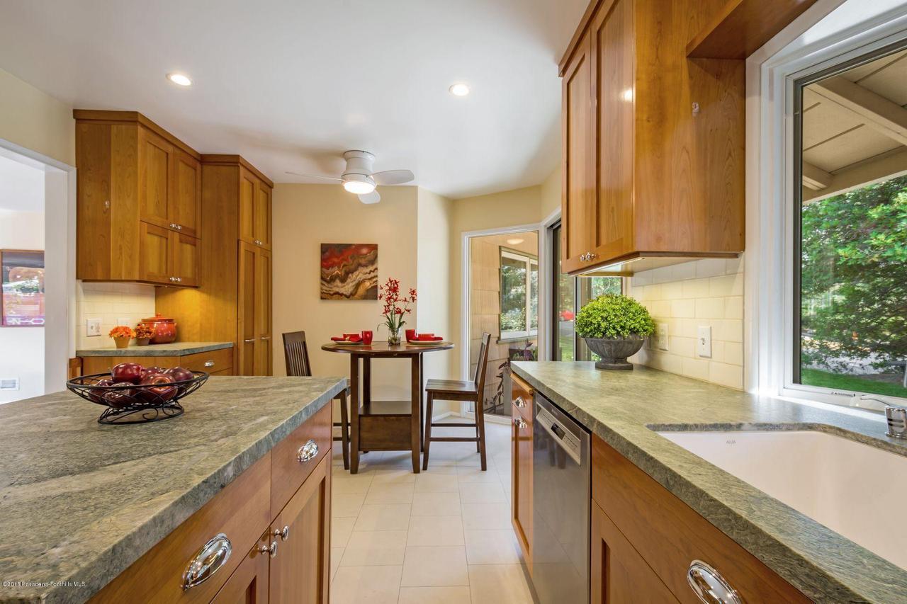 1976 LOMA ALTA, Altadena, CA 91001 - 1976 kitchen long
