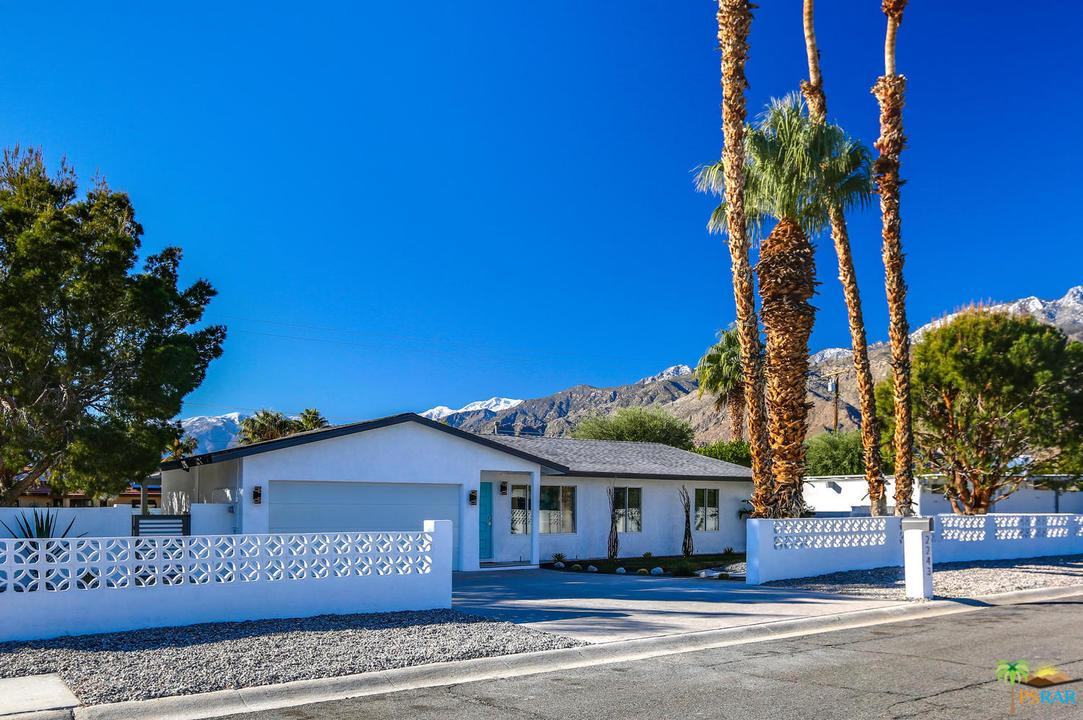 2243 HUDSON, Palm Springs, CA 92262