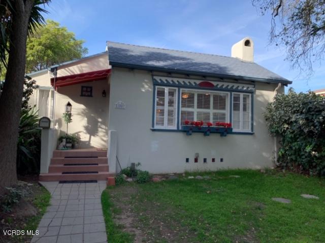 1007 VIRGINIA, Santa Paula, CA 93060 - Classic Home Built 1924