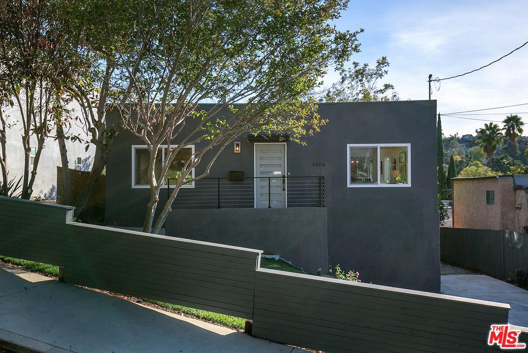 4508 MONT EAGLE, Los Angeles (City), CA 90041