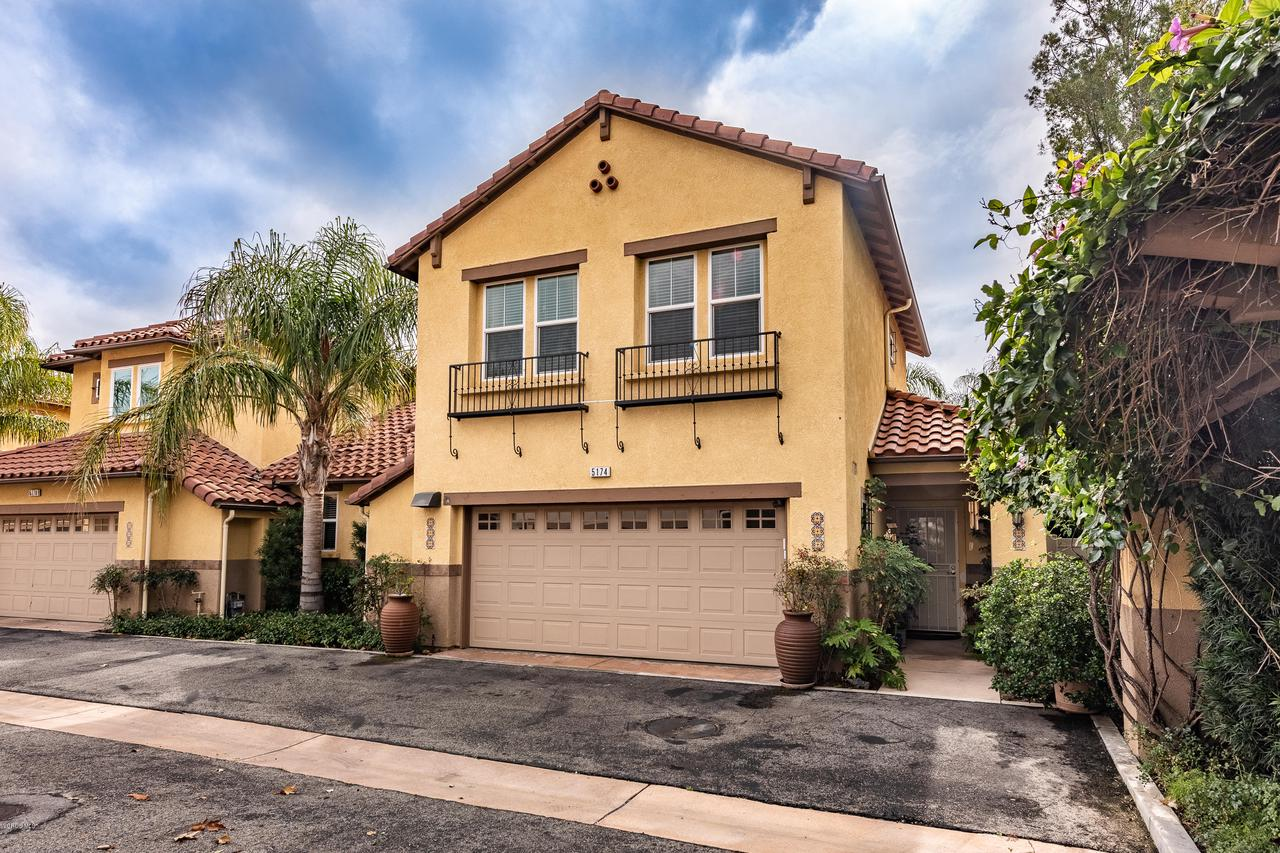 5174 PINE ROSE, Simi Valley, CA 93063 - Front View