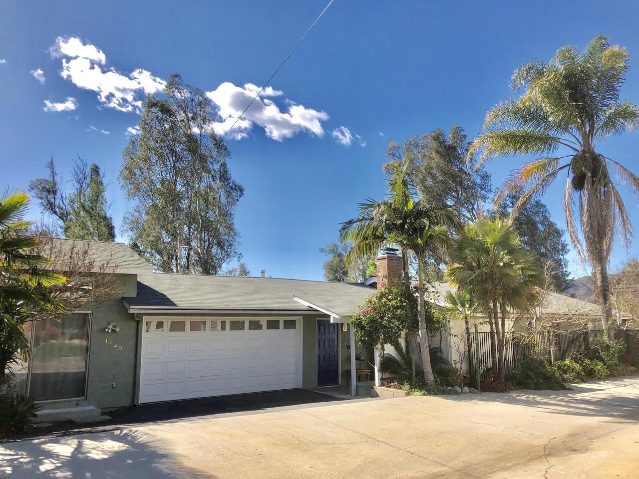 1643 ORANGE TREE LANE, La Canada Flintridge, CA 91011 - MLS # 1
