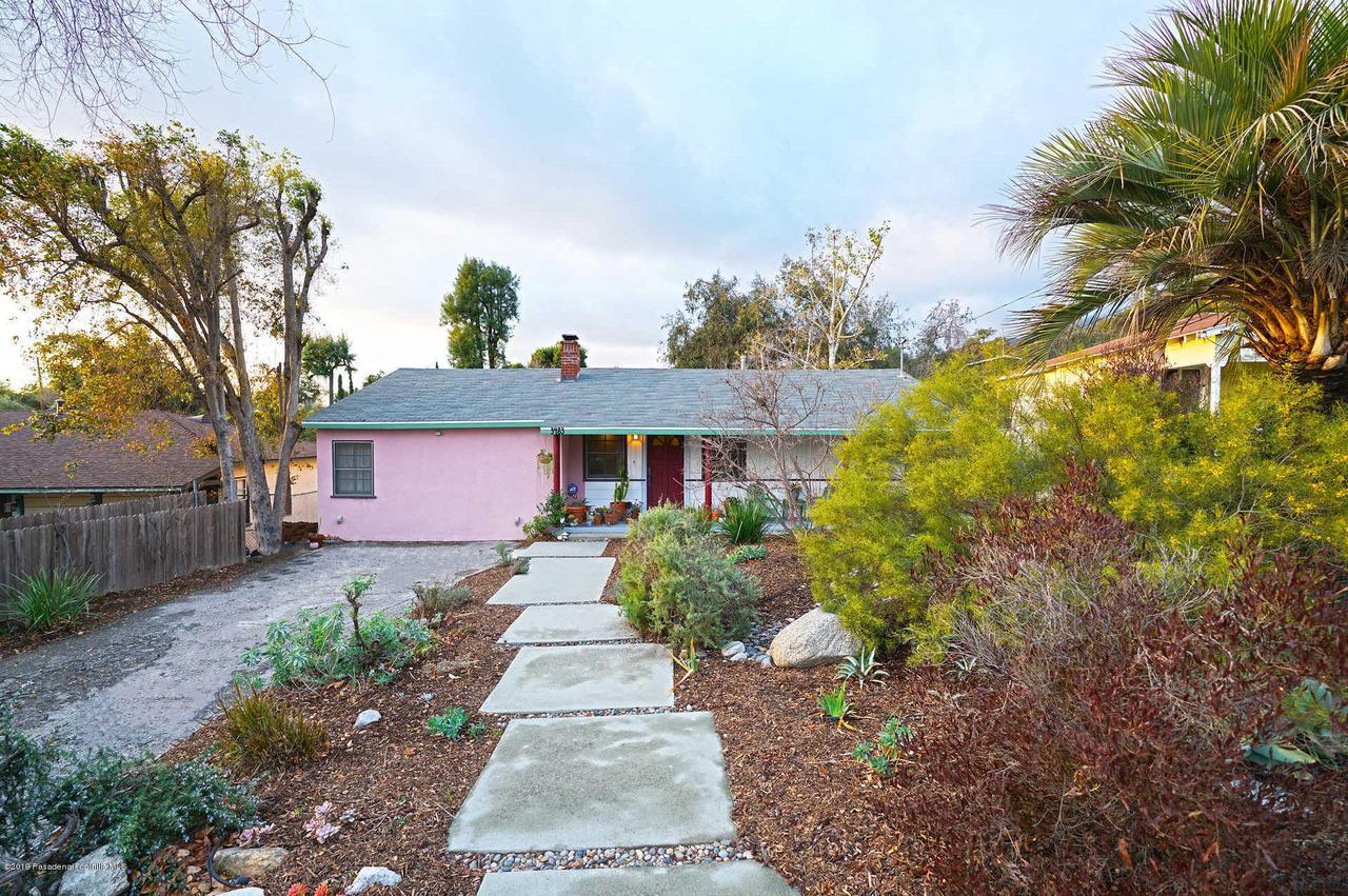 3483 GLENROSE, Altadena, CA 91001 - Front of House