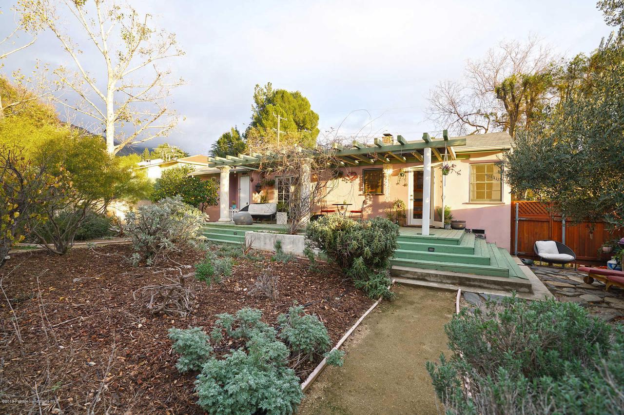 3483 GLENROSE, Altadena, CA 91001 - Expansive Deck