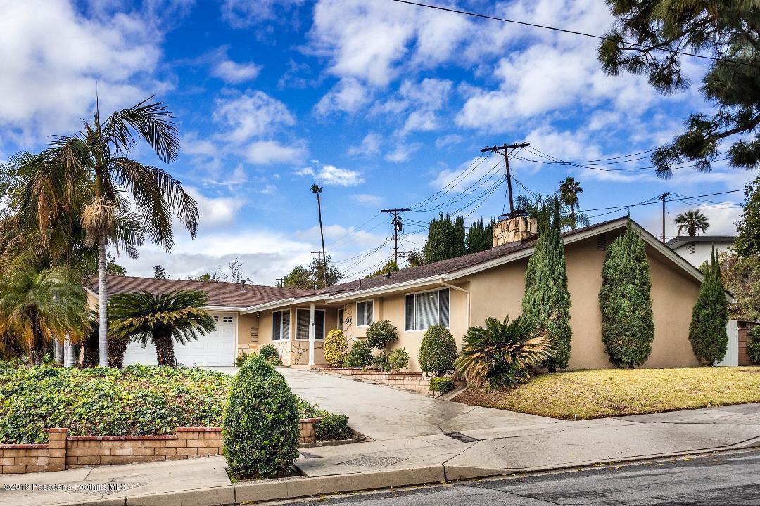 3895 VALLEY LIGHTS, Pasadena, CA 91107 - V Lights front
