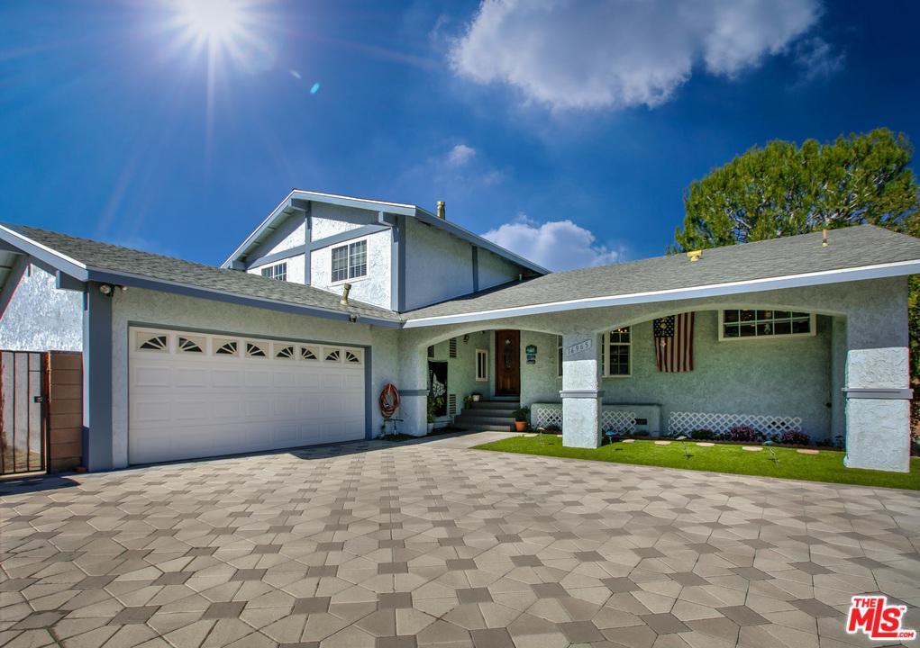 16965 PAULETTE, Granada Hills, CA 91344
