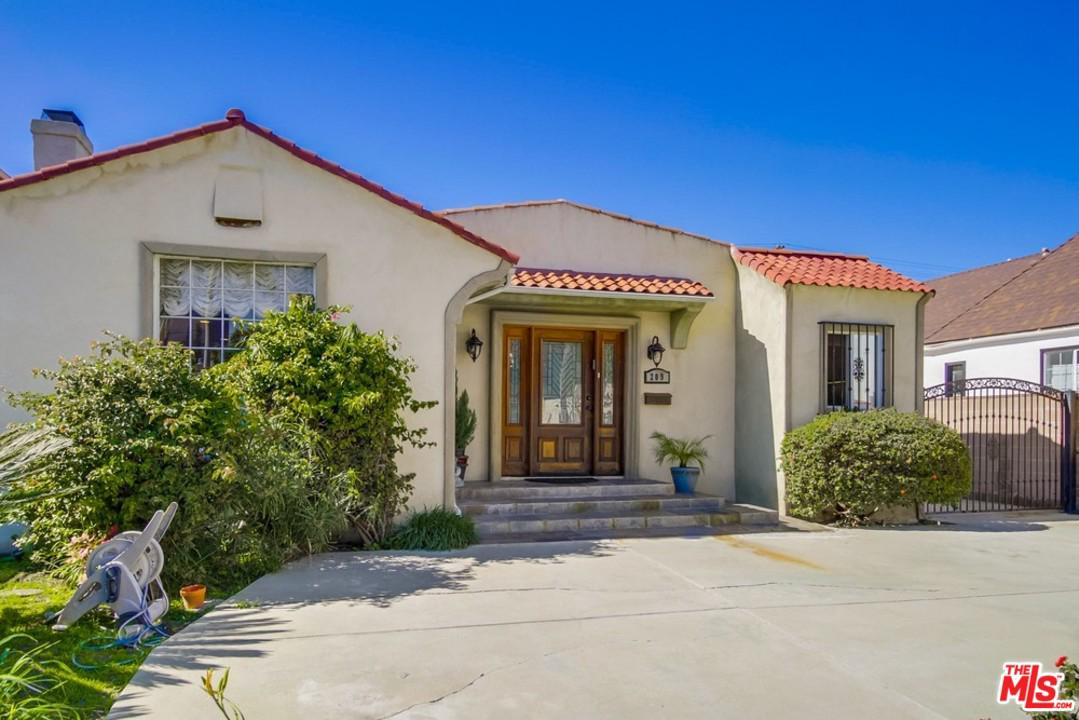 209 LE DOUX, Beverly Hills, CA 90211