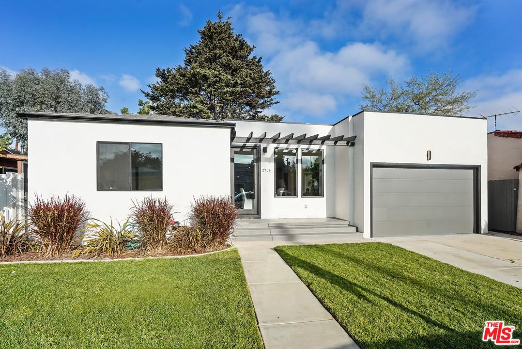 2756 BENTLEY, Los Angeles (City), CA 90064