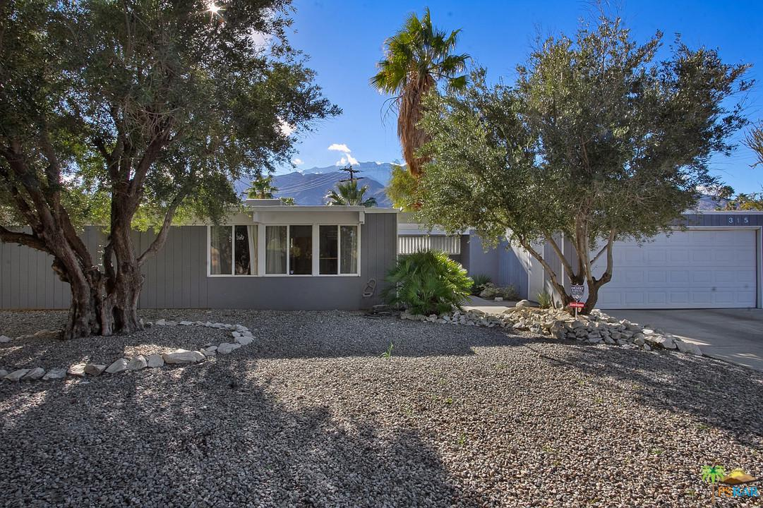 315 DESERT HOLLY, Palm Springs, CA 92262