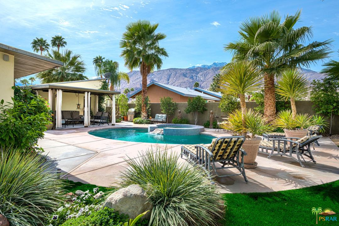 550 MIRALESTE, Palm Springs, CA 92262