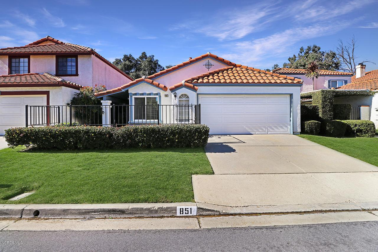 851 CONGRESSIONAL, Simi Valley, CA 93065 - aFront and Entry1