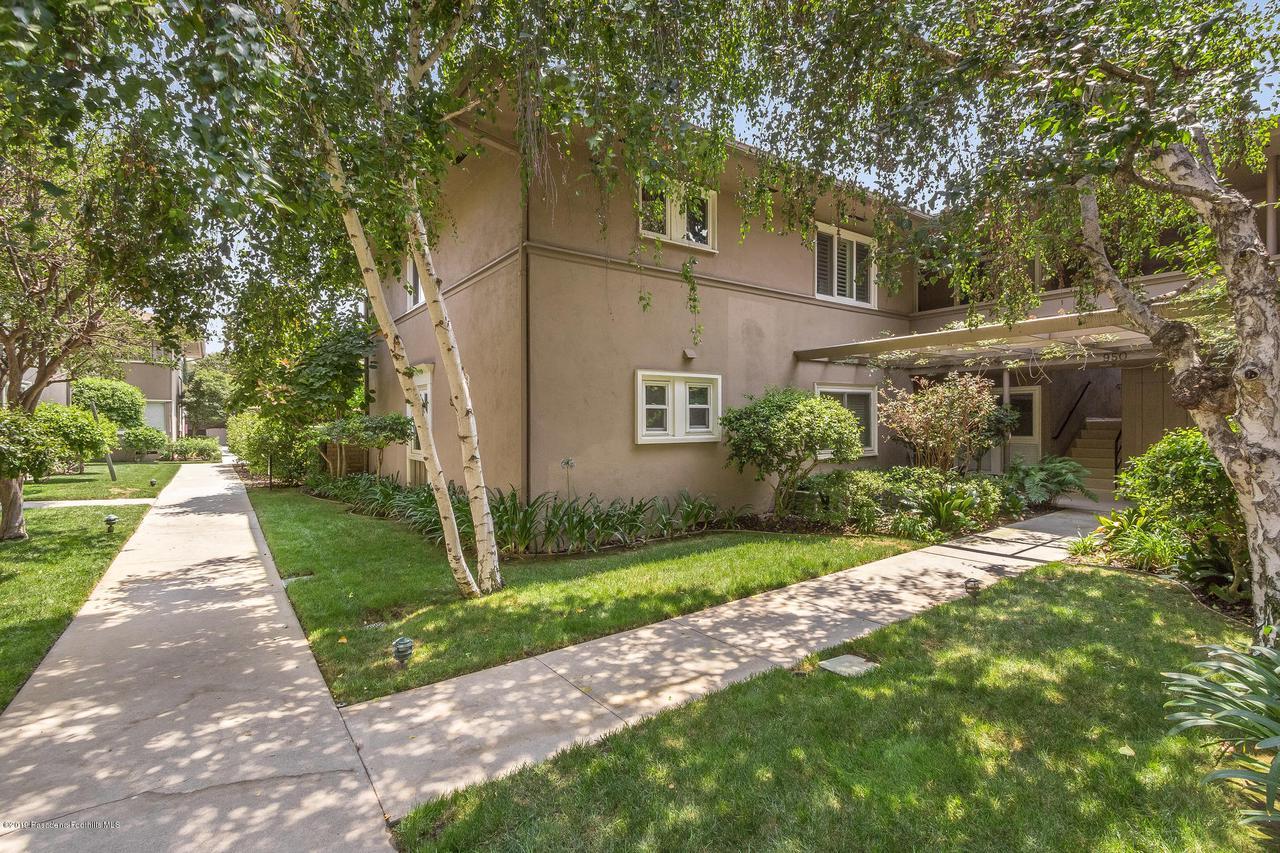 950 ORANGE GROVE, Pasadena, CA 91105 - 950 S.O.G. #C