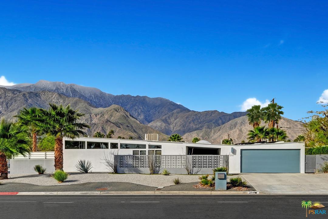 2111 AVENIDA CABALLEROS, Palm Springs, CA 92262