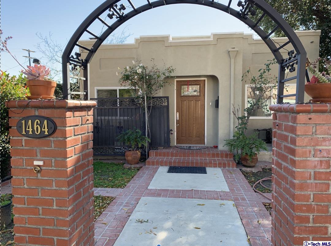 Photo of 1464 STANLEY AVENUE, Glendale, CA 91206