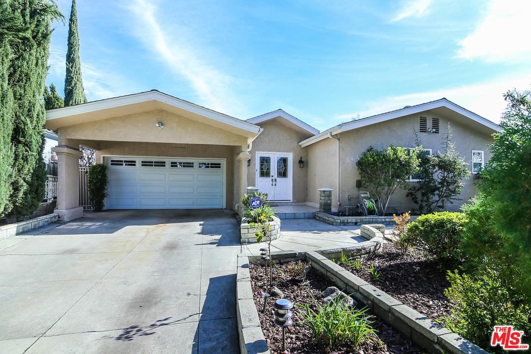 4644 VAN NOORD Avenue - Studio City, California