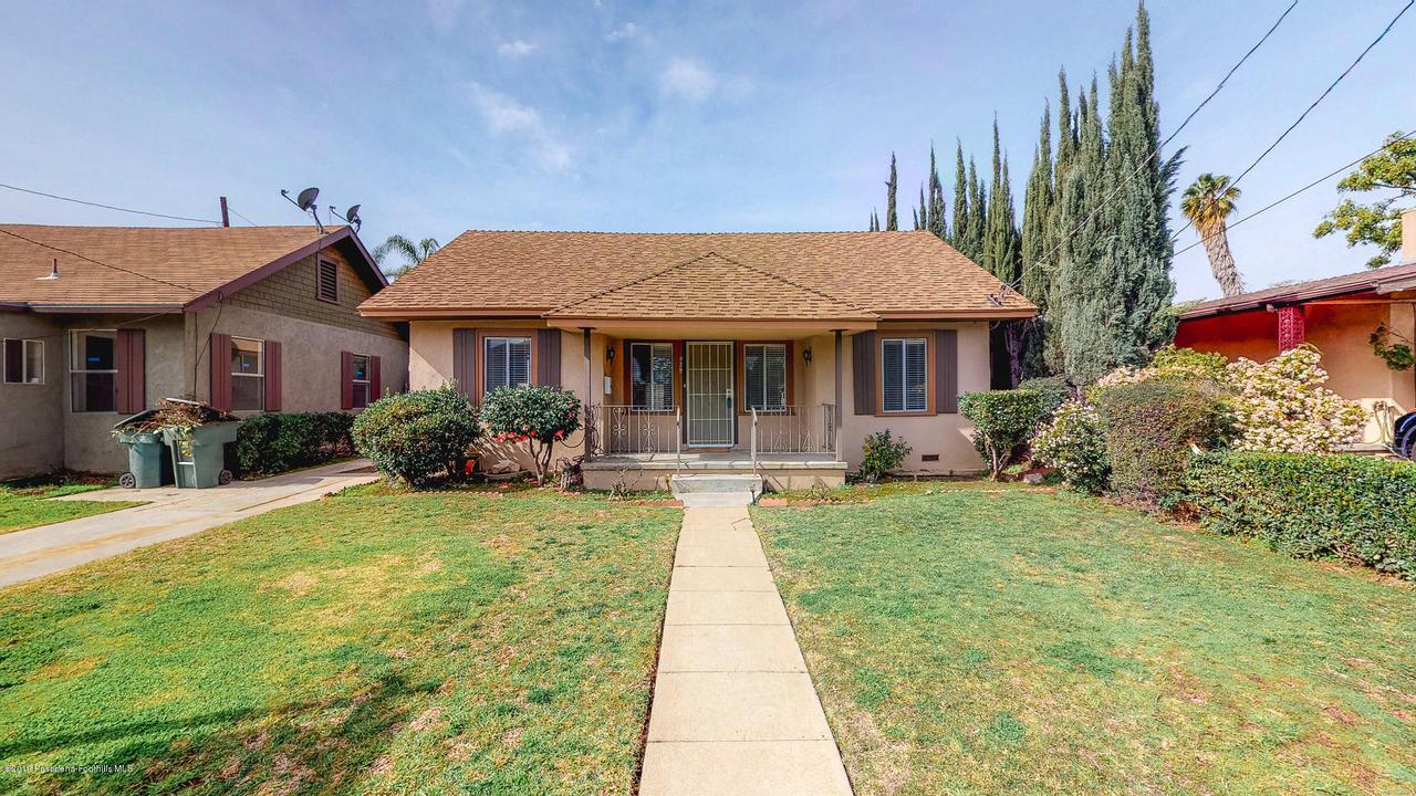 929 MENTOR AVENUE, Pasadena, CA 91104 - 01 Front Yard (1)