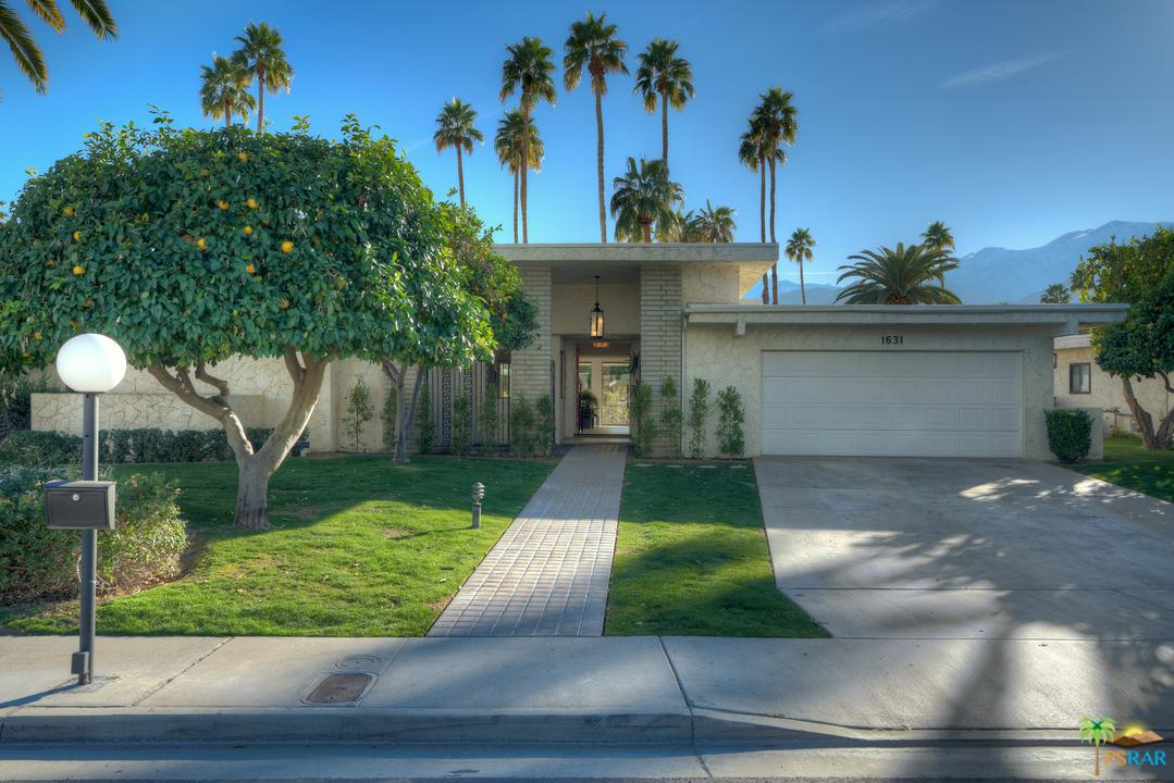 Photo of 1631 E TWIN PALMS DR, Palm Springs, CA 92264