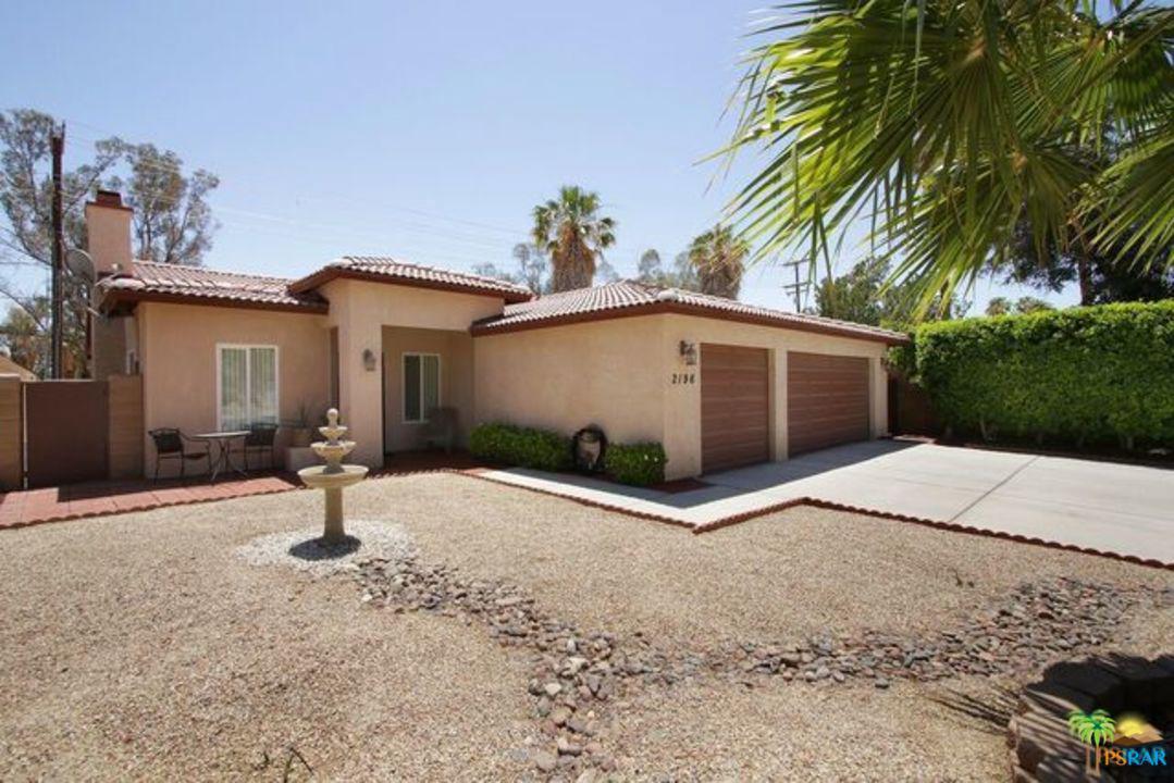 2196 MARGUERITE, Palm Springs, CA 92264