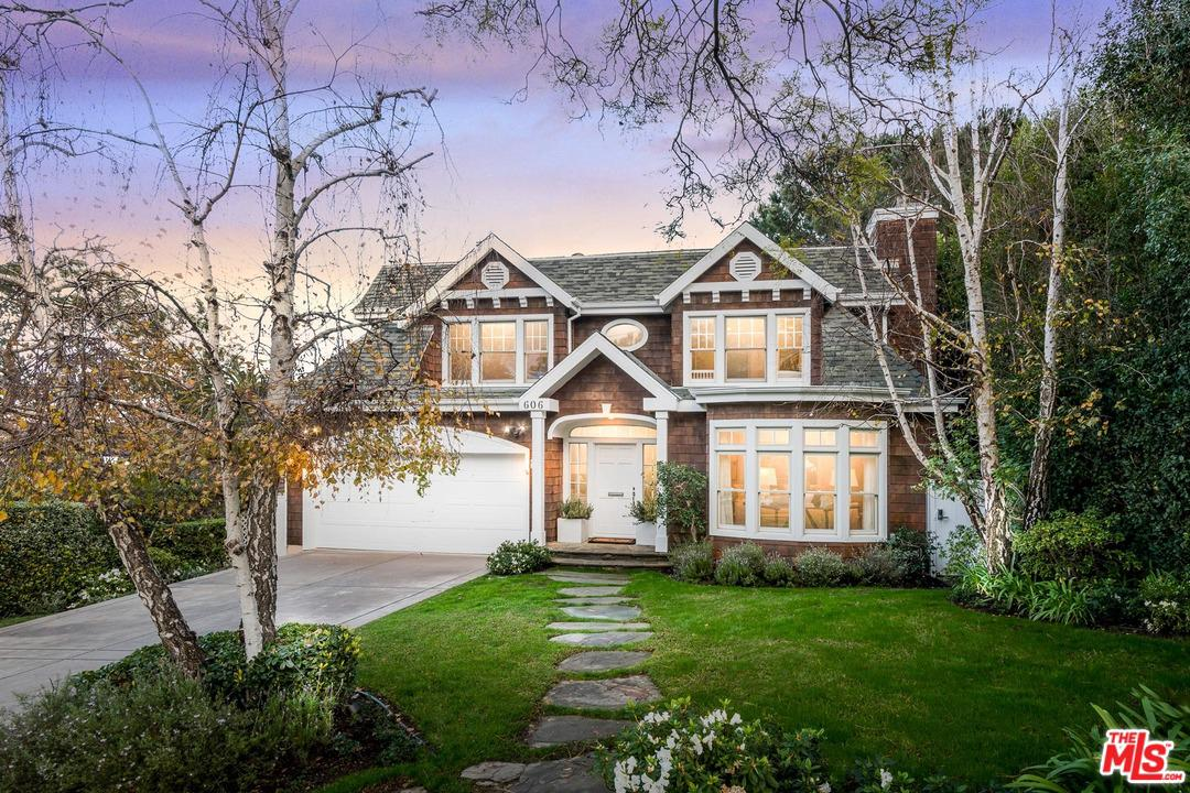 Photo of 606 ERSKINE DR, Pacific Palisades, CA 90272