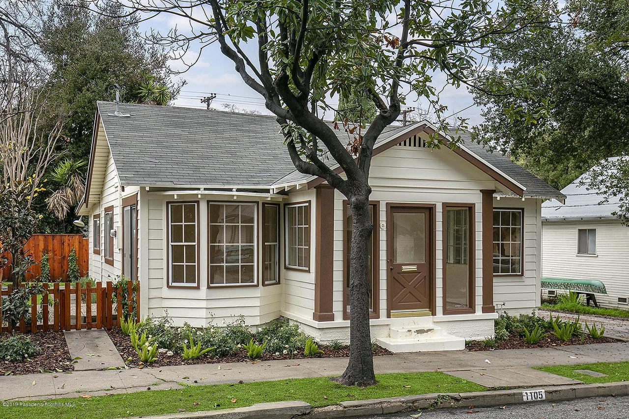 1105 LOMA VISTA, South Pasadena, CA 91030 - 1105 Loma Vista Ct 001-mls