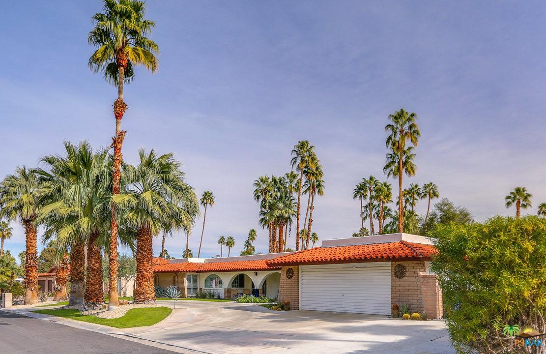 2418 VIA LAZO, Palm Springs, CA 92264