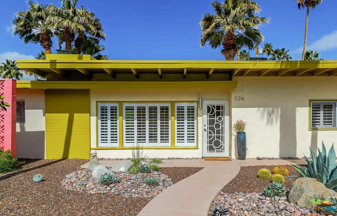 1126 RIVERSIDE, Palm Springs, CA 92264