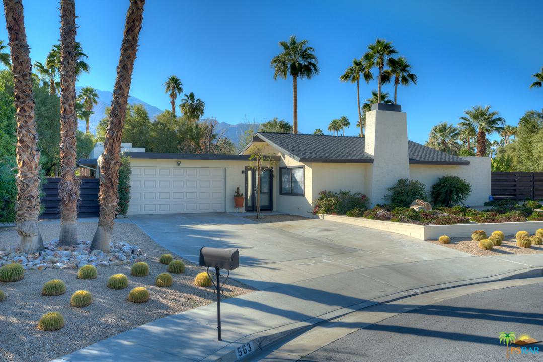 Photo of 563 N SUNSET WAY, Palm Springs, CA 92262