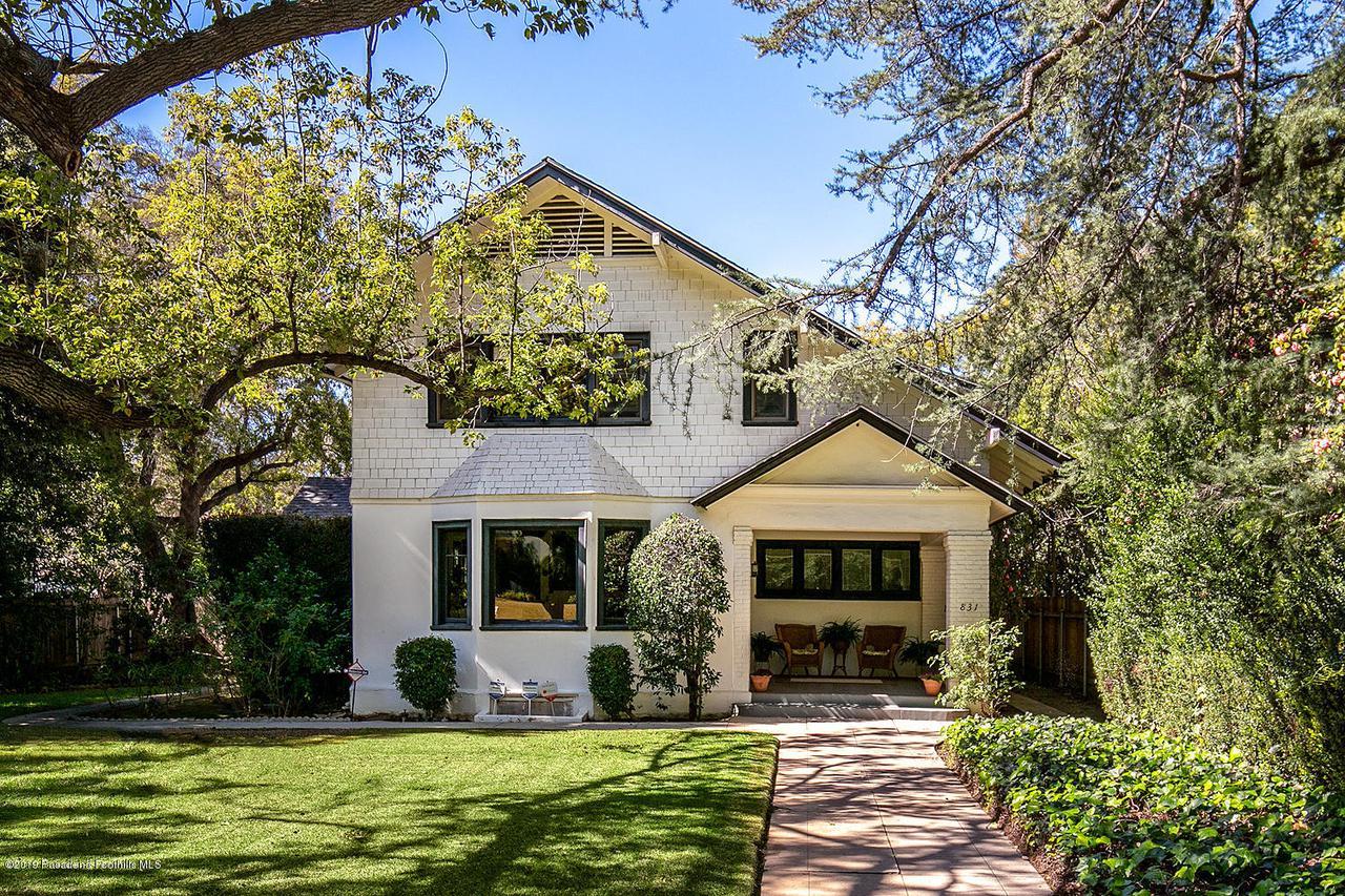 831 EL MOLINO, Pasadena, CA 91106 - 831 S El Molino Ave 002-mls