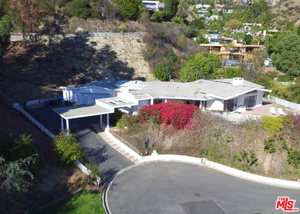 8811 RISING GLEN Place - Sunset Strip / Hollywood Hills West, California