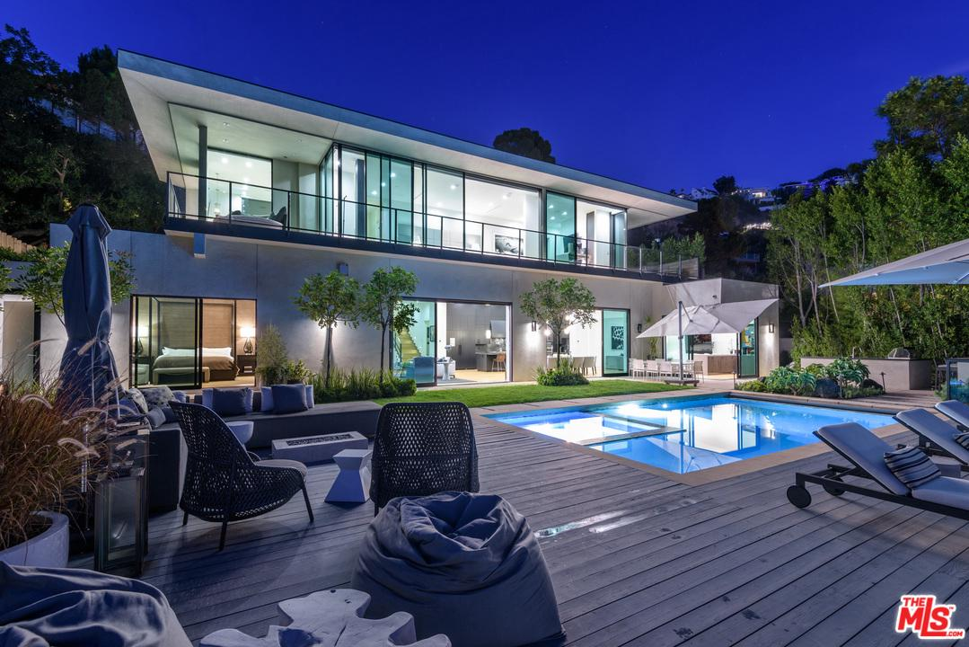 1723 RISING GLEN Road - Sunset Strip / Hollywood Hills West, California