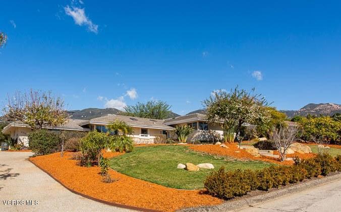 4568 VIA CLARICE, Santa Barbara, CA 93111 - 1-Front