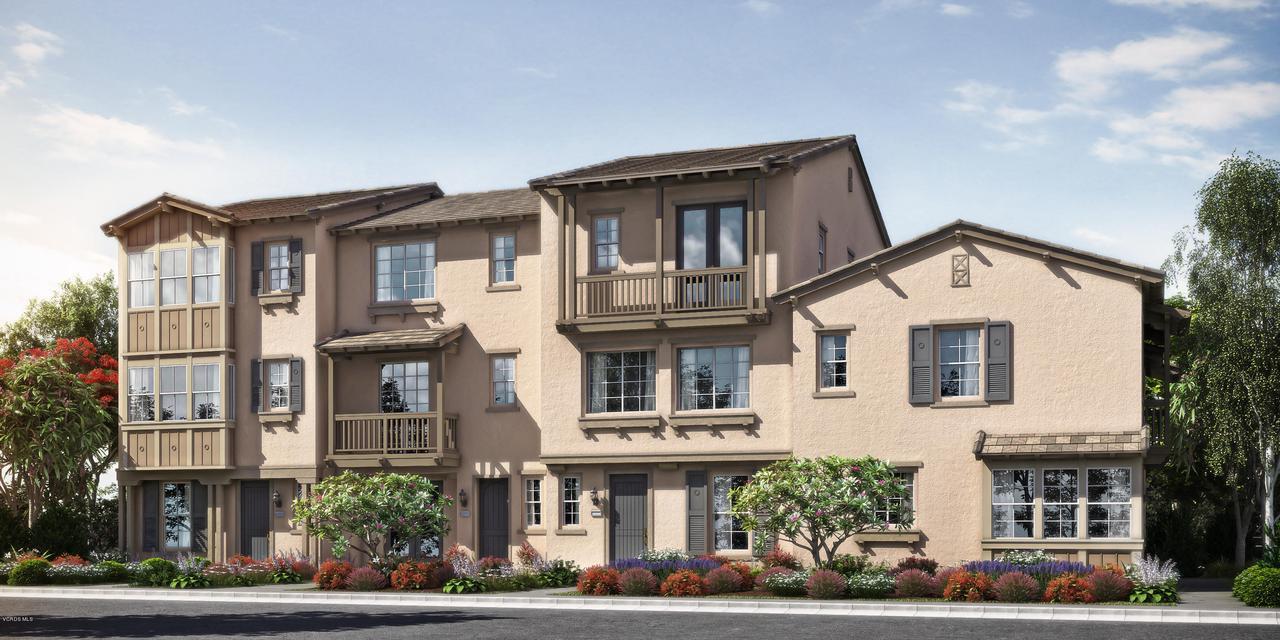 662 PIONEER STREET, Camarillo, CA 93010 - Aire Monterey Elevation