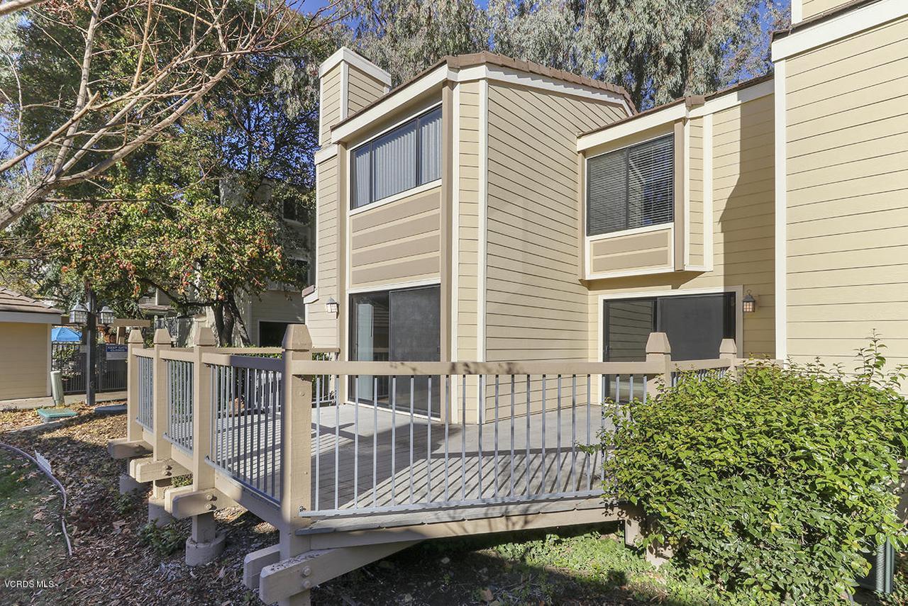 1168 WESTLAKE, Westlake Village, CA 91361 - lBack Deck2
