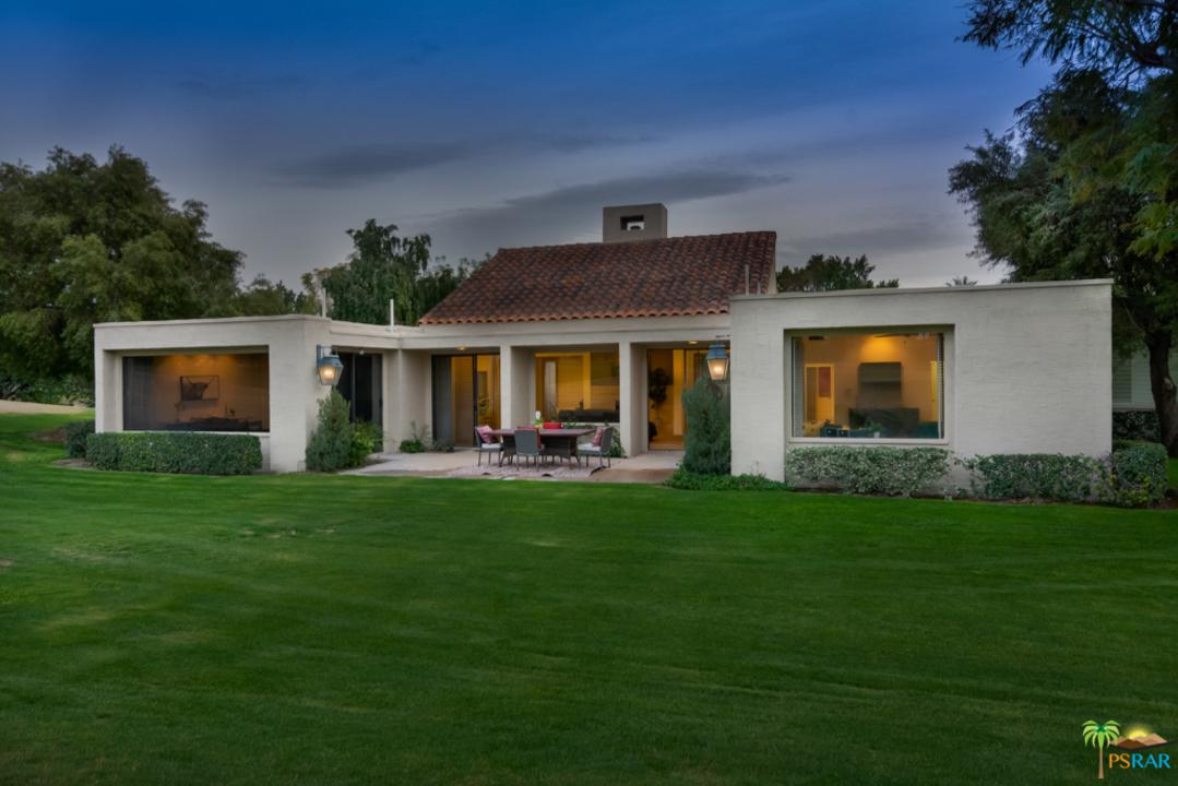 152 DESERT WEST Drive - Rancho Mirage, California