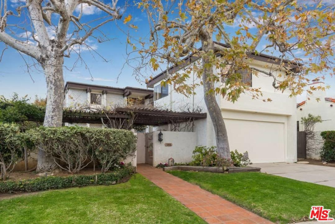 589 RADCLIFFE, Pacific Palisades, CA 90272