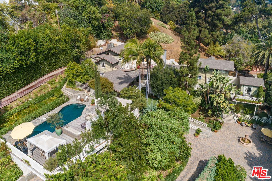 2209 CANYON Drive - Hollywood Hills East, California