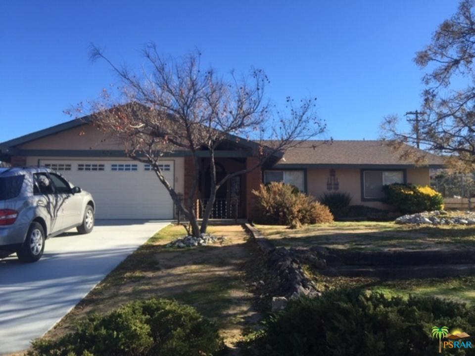 8159 CHURCH, Yucca Valley, CA 92284