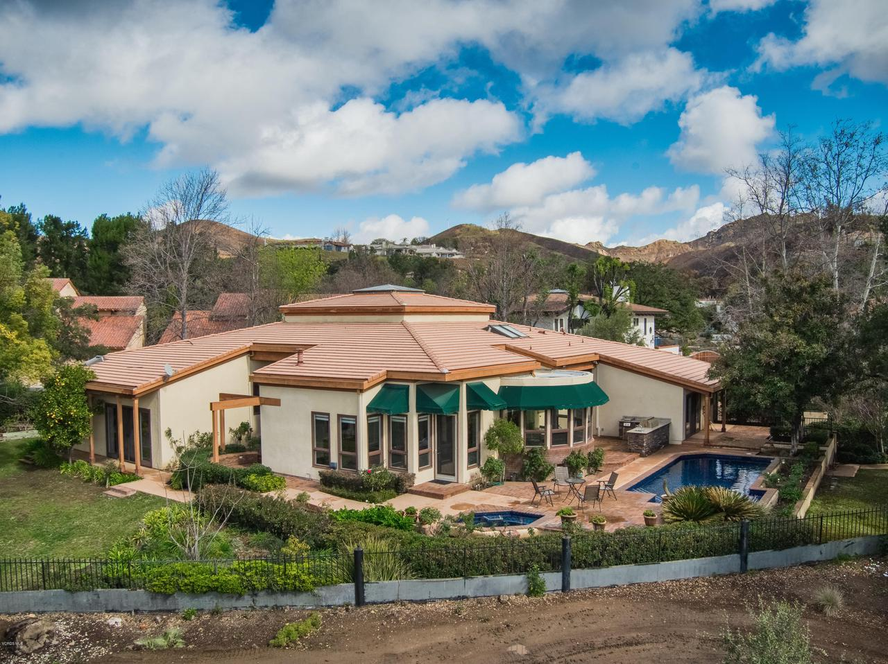 4514 RAYBURN, Westlake Village, CA 91362 - View of House