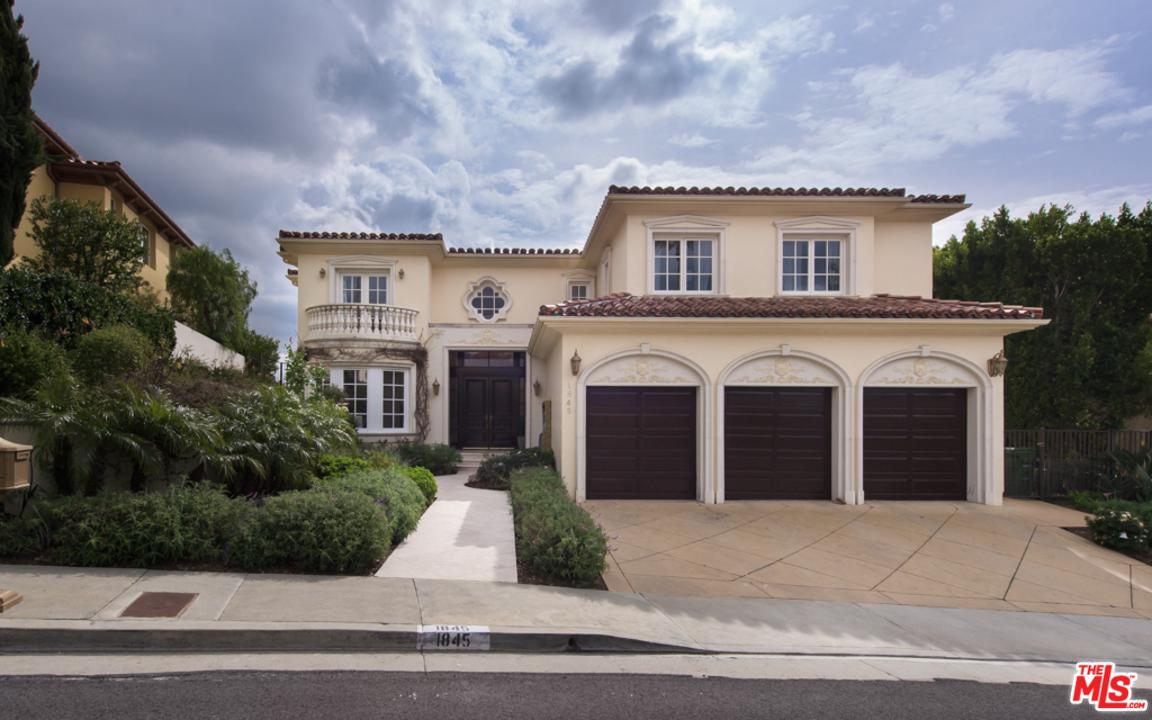 1845 CHASTAIN, Pacific Palisades, CA 90272