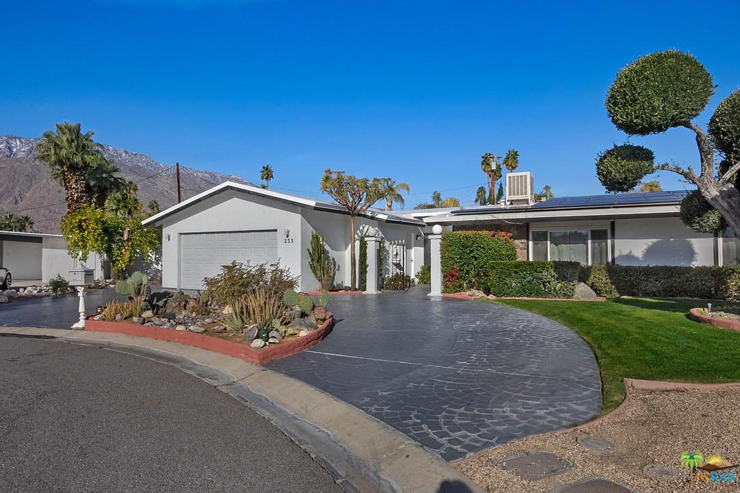 233 HELENA, Palm Springs, CA 92262
