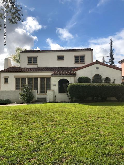 2330 ORANGE GROVE, Pasadena, CA 91104 - Orange Grove Pics FD