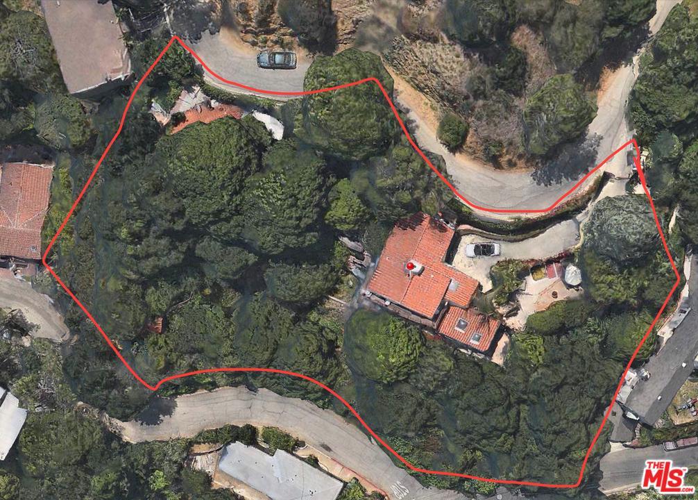 6384 RODGERTON Drive - Hollywood Hills East, California