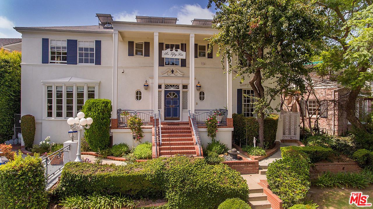 Photo of 655 WESTHOLME AVE, Los Angeles, CA 90024