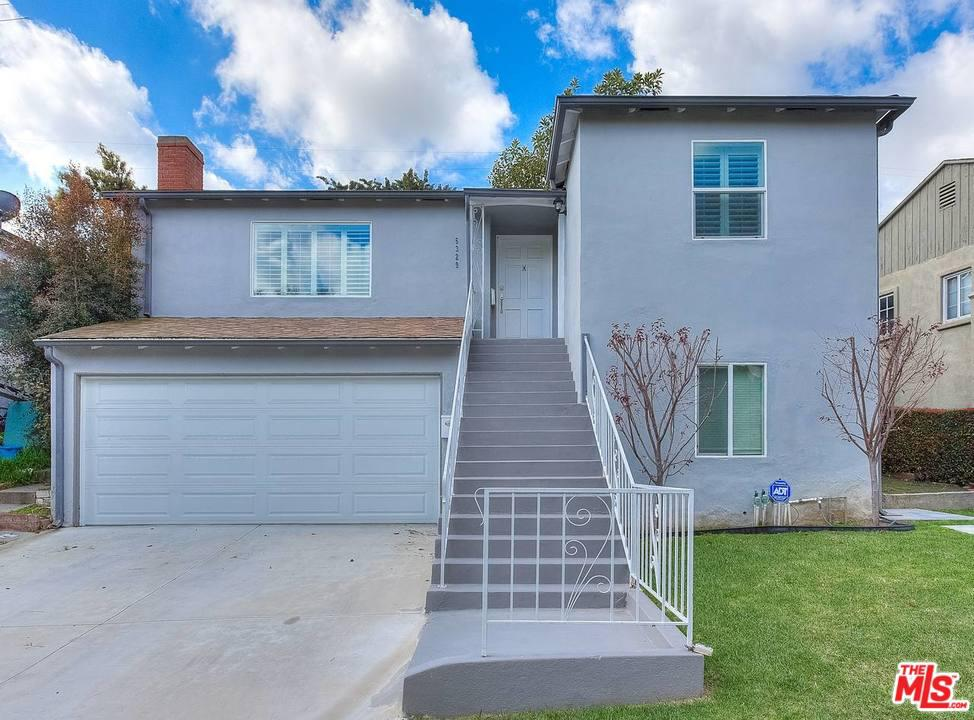 5329 MARBURN, Los Angeles (City), CA 90043