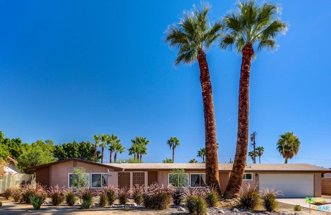 1910 N LOS ALAMOS Road - Palm Springs, California
