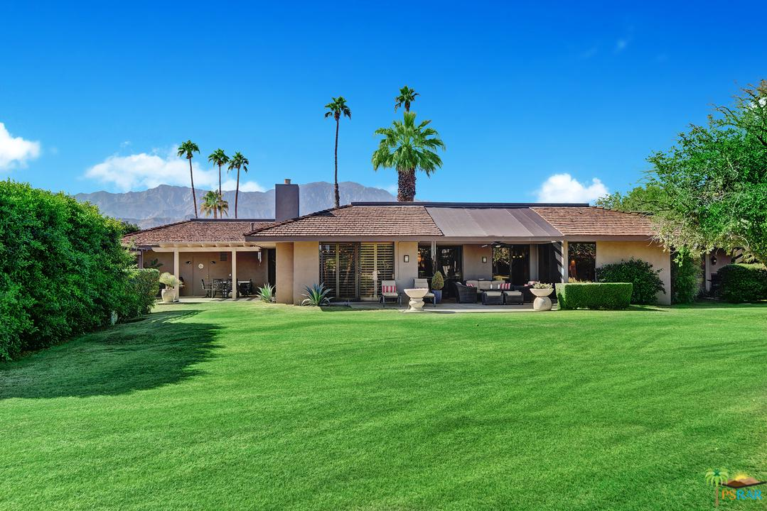 2 WESLEYAN Court - Rancho Mirage, California