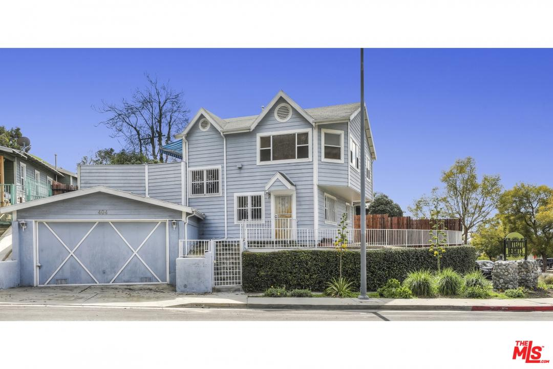 404 MONTECITO, Los Angeles (City), CA 90031