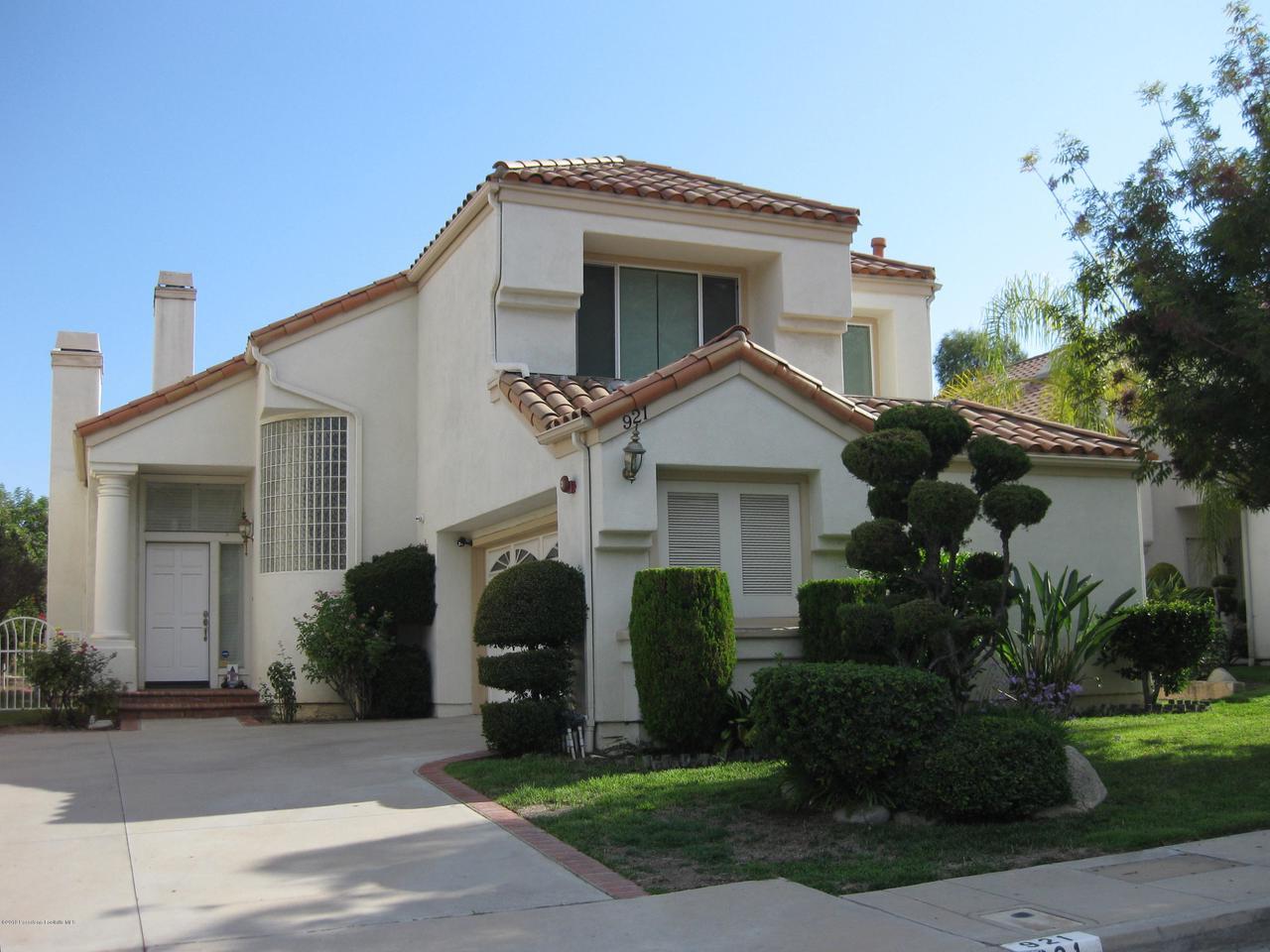 921 CALLE SIMPATICO, Glendale, CA 91208 - 921 Calle Simpatico