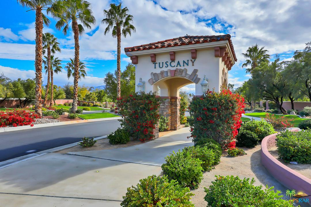 131 VIA TUSCANY, Rancho Mirage, CA 92270