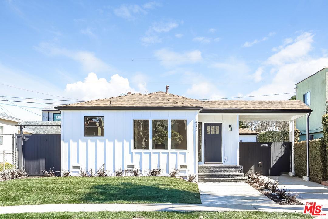 4120 BEETHOVEN, Los Angeles (City), CA 90066